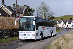 McCalls Coaches (Hesterjenna Photography) Tags: bus coach tour tourist passengers cumbria psv normanton vanhool daf brough lockerbie mccalls kirkbystephen hil7615 k515rjx