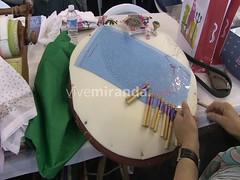022wtmk (vivemiranda) Tags: hobby ocio manualidades concentracin mirandadeebro vivemiranda encajerasdebolillos