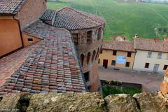 Dozza (Tabita Biondi) Tags: italy italia murales castello rocca colline imola borghi dozza murodipinto borghitalia