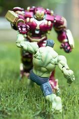 HULK (Alfred Life) Tags: toy hulk  hulkbuster