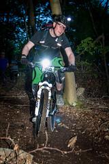 IMG_0054 (Pinnacle Pictures) Tags: orange sports night trek scott lights cycling felt racing downhill biking mtb specialized endure lumens mondraker simano qecountrypark rockshoxs
