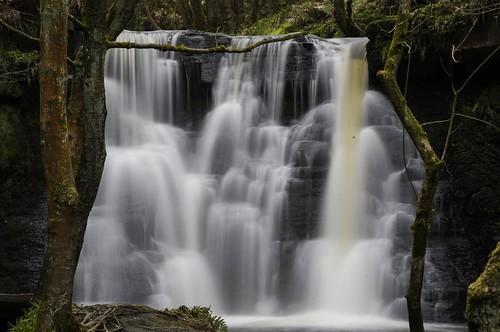 Goitstock Waterfalls, Yorkshire