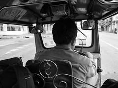 Trust is a Point of View (pxlline) Tags: street reflection thailand mirror bangkok candid streetphotography tuktuk tuk th krungthepmahanakhon