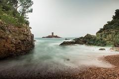 le dramont (charliedabas) Tags: saint french landscape riviera charlie le cote sat dor raphael rappel mediteranne dormant dazur herg lile