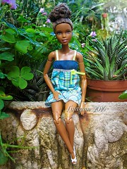 (Linayum) Tags: toy doll barbie mattel juguete muñeca linayum barbiemadetomovefitness barbiemovimientossinlimites