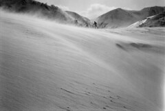 Windy (threepinner) Tags: winter snow ski japan hokkaido skiing cloudy   fujica niseko hokkaidou 75mm  northernjapan f34 gs645pro ebcfujinon mountainsnaps