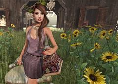 I'm a country girl. (e r & co.) Tags: luas oleander lode letre kib catwa kunglers ariskea
