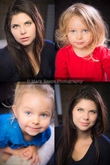 Mother and Daughter Headshot session (@lifebypixels) Tags: portrait model nikon toddler headshot actor approved tamron studiophotography offcameralighting phottix lifebypixels markheapsphotography atxphotographystudio