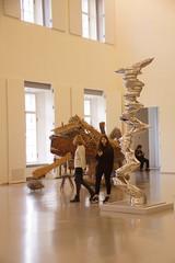 Tony Cragg in the Hermitage (Sergei P. Zubkov) Tags: abstract museum exhibition april hermitage 2016 tonycragg