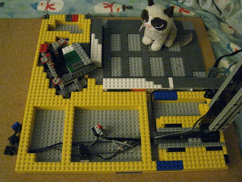Reworking the Merry-Go-Round Baseplate (11 of 15)