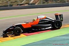 Eurocup Formula Renault 2.0. nº 9
