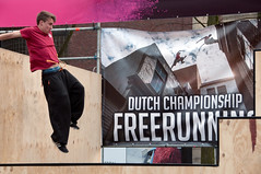 2016_April_freerun1-1685 (jonhaywooduk) Tags: urban sports netherlands amsterdam jump kick air spin platform teenagers free twist running runners athletes flick mid parkour