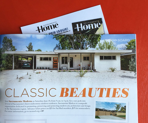 Sacramento Home Magazine Inaugural Quarterly - Spring/Summer 2016