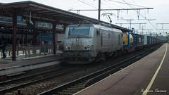 BB 27122M, Melun (stasiaux) Tags: train prima alstom extrieur containers electrique melun akiem bb27000 marchandises bb27122m