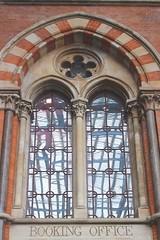 Station window (Pat's_photos) Tags: london window station stpancras hww