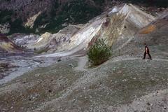 Hummocks trail at Mount St. Helens-Gifford Pinchot (Forest Service - Pacific Northwest) Tags: giffordpinchot giffordpinchotnf giffordpinchotnationalforest nationalforest nationalforests usforestservice washington washingtonscascades hiking man hummockstrail mtsthelensnationalvolcanicmonument hummocks geology geological