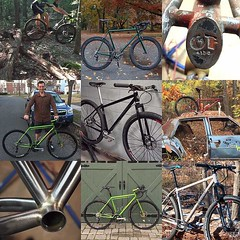 Thank you everyone for making 2015 an amazing year!  Here's to 2016 being even better!!!  #happynewyear #weavercycleworks #custombicycle #steelisreal