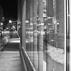 012/366 (local paparazzi (isthmusportrait.com)) Tags: street windows blackandwhite bw white black detail blancoynegro blanco window contrast square eos iso3200 50mm pod lowlight downtown raw f14 library negro grain clarity f45 crop usm madisonwi noise ef sharpness 2016 cr2 isthmus 50mmf14usm danecountywisconsin 366project photoshopelements7 canon5dmarkii localpaparazzi redskyrocketman lopaps madisoncentrallibrary isthmusportrait