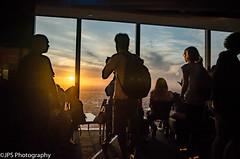 Melbourne At Night (JPS Photography1) Tags: sunset sky sun color nature night clouds sunrise nikon australia d7000