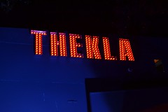 2015-10-09: Thekla (psyxjaw) Tags: trip blue red england west sign bar bristol boat october neon gig nightclub friday venue thekla