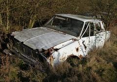 Ford Cortina Mk.2 2-door (Nivek.Old.Gold) Tags: ford cortina mk2 2door