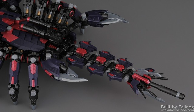 HMM Zoids - Death Stinger Review 10 by Judson Weinsheimer