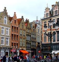 P1030150-Bruges, Belgium (CBourne007) Tags: city architecture buildings europe belgium bruges veniceofthenorth