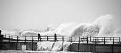 White Horses (Barry MacDonald 52) Tags: new storm high brighton tide gales conditions
