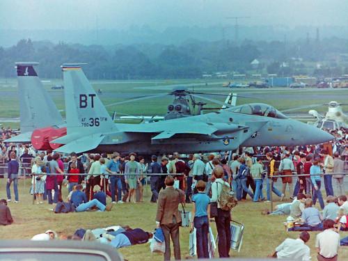 McDonnell Douglas F-15C Eagle  79-0036/BT