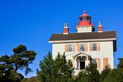 Yaquina Bay Lighthouse (Emily Miller fine art) Tags: lighthouse oregon newport yaquina