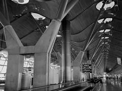 Flughafen Madrid (Rolf Piepenbring) Tags: madrid airport flughafen t4 barajas