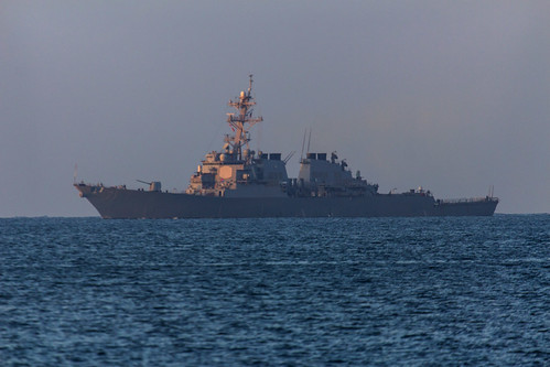 USS Ross 29th Sept 2015 #2a