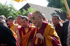 SSDL  Lama Shakya et Lama Péma
