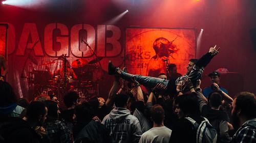 Dagoba Live Concert @ Durbuy Rock Festival-3006