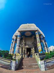 Valluvar Kottam ( ) (balasubramanian146) Tags: chennai thiruvalluvar valluvarkottam balasubramanian146 balapobi goprohero4