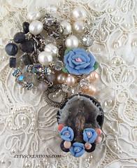 Our Lady of Lourdes Gemstone Necklace (inspirational) Tags: virginmary artisan medals gemstone virgenmaria ourladyoflourdes catholicjewelry catholicmedals catholicnecklace pulserareligiosa joyeriacatolica collarcatolico