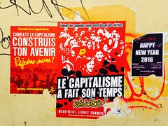 Voeux 2016 à Marseille (Fred Bigio) Tags: new rouge year communism revolution capitalism communisme 2016 communistes capitalisme révolte jeunesses