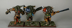 Minotaur Back (seaottre68) Tags: metal chaos citadel great games bull age workshop weapon axe minotaur sigmar beastmen