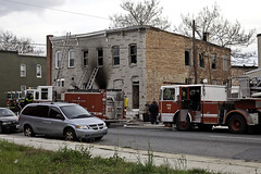eastbaltimore_2303eastmadisonstreet_010116_fatalarson00001 (Patty Boh) Tags: city fire death cops police maryland charm baltimore east arson