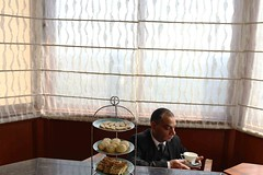 It Is Sometimes Said That Butlers Only Truly Exist In England (Mayank Austen Soofi) Tags: england favorite cup that this hotel is saw tea delhi scene it line only said sometimes truly somewhere remains butlers exist kazuo in its the walal day recently ishiguros