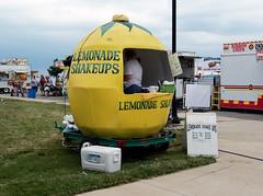 OH Celina - Lemonade Shakeups (scottamus) Tags: ohio food stand lemon drink celina lemonade roadside attraction mercercounty lemonadeshakeups celinalakefestival