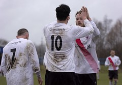 It's goal number 10 of he season for Bankies number 10 Nicky Little (Stevie Doogan) Tags: park west scotland scottish first super juniors division league holm clydebank bole maybole bankies mcbookiecom