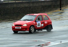 Vauxhall Corsa (DaveWilcock) Tags: west rally north stages fleetwood vauxhall corsa legendfiresnorthweststagesrally2016