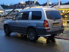 2004 Hyundai Terracan Van (harry_nl) Tags: netherlands nederland van hyundai hilversum 2016 terracan grijskenteken sidecode6 01blds