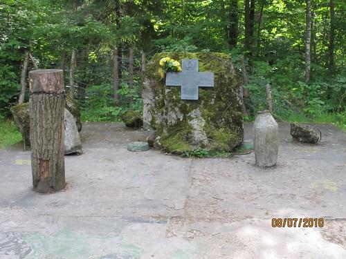 2010 07 08 Polonia - Warmia Masuria - Ketrzyn - Wolfschanze - La Tana del Lupo_0759
