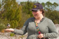 IMG_4041 (Bill Jelen) Tags: hat birding scrubjay rockledge birdonhat