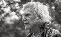 Helios 44-2 58MM f/2 (vintage_4k) Tags: park lighting old 2 portrait people blackandwhite classic glass monochrome vintage lens outdoors prime blackwhite open natural state pentax florida bokeh outdoor sony wide oldman retro full mount frame m42 f2 aged russian cheap 58mm manualfocus swirly 44 helios 58 442 primes wekivasprings a7s