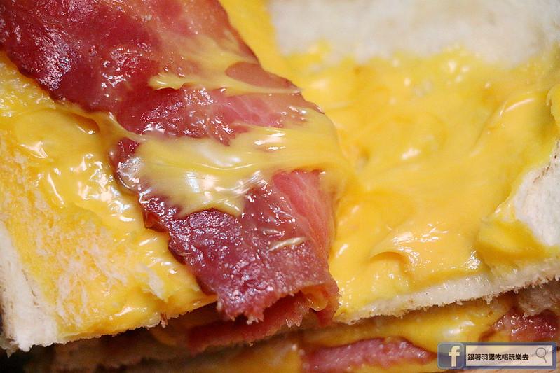 熱樂煎爆漿乳酪三明治137