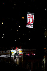 Marty Brodeur Retirement Night (NJtree) Tags: ice hockey 30 nhl newjersey goalie martin sony devils nj icehockey newark therock marty stanleycup retirement prudentialcenter lightroom newarknj njdevils martinbroduer martysbetter a77ii sonya77ii