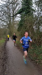 20160213_091606 (AnthonyLester229) Tags: cold wet grey woods running tonbridge parkrun event115 tailrunning 13february2016